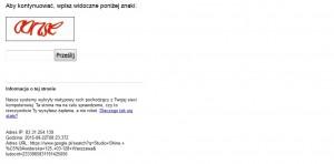 reklama w internecie jak dodac opinie do strony firmy na mapach Google czy nie jestes robotem  poradnik 2