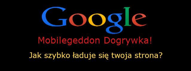 Test na mobilne. Nowe narzędzie od Google. Sprawdź dostaniesz raport.