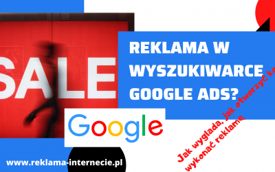 Co to jest reklama w wyszukiwarce Google Ads